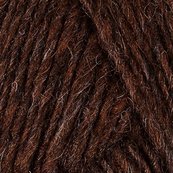 Alafoss lopi 0867 chokladbrun