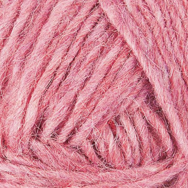 Lett Lopi 1412 pink heather