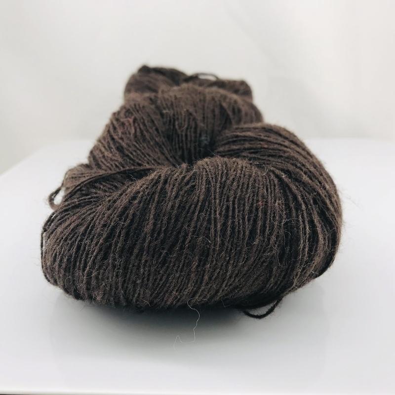 Kampes 1-tråd 201 brun