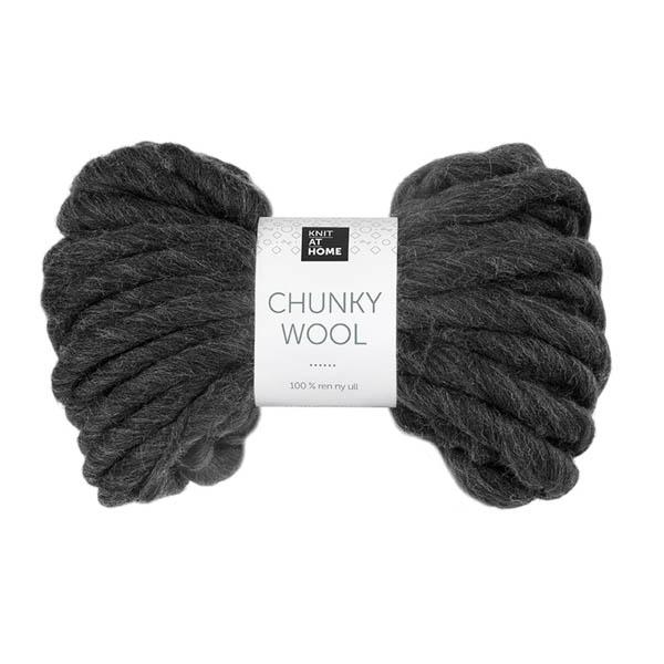 Chunky Wool 934 koksgrå
