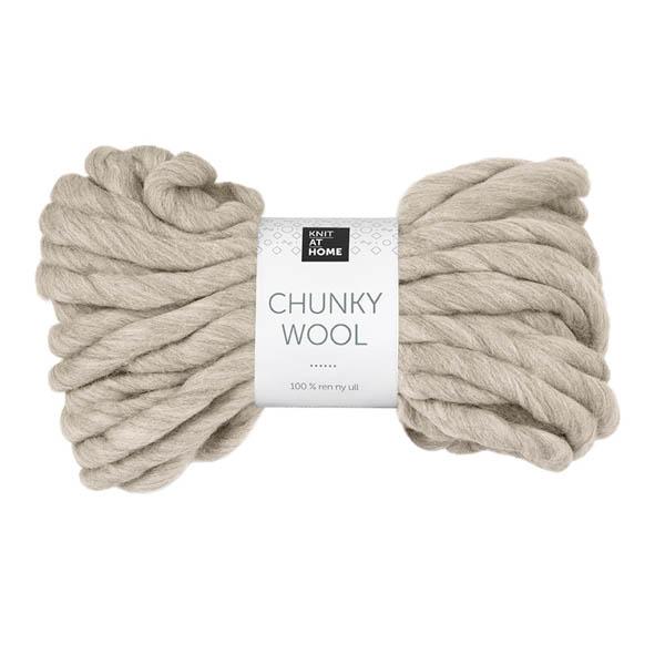 Chunky Wool 935 ljusbeige
