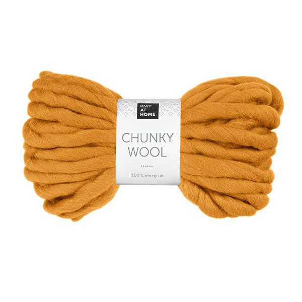 Chunky Wool 942 ockra