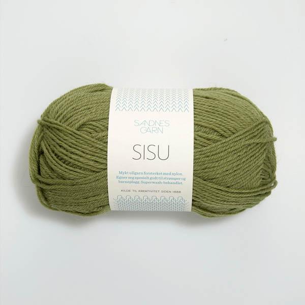 Sisu 9544 olivgrön