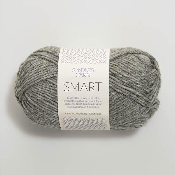 Sandnes Smart 1042 gråmelerad