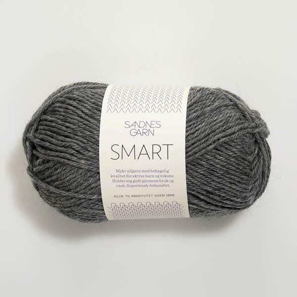 Sandnes Smart 1053 mörk grå