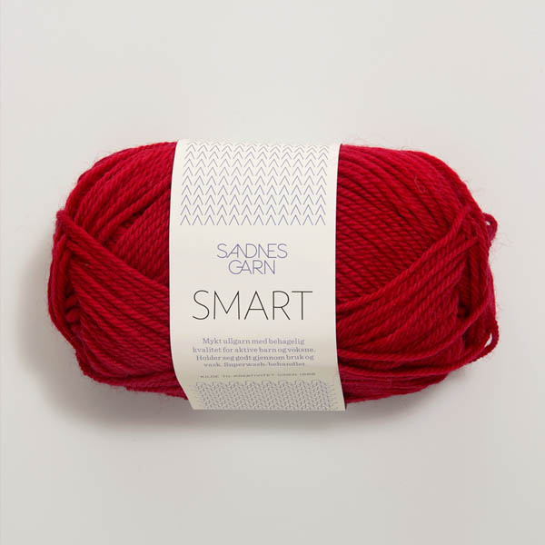 Sandnes Smart 4219 röd