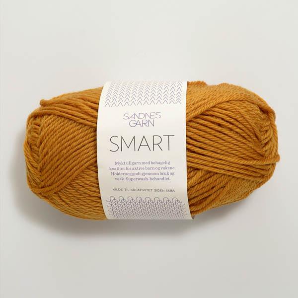 Sandnes Smart 2527 ockra