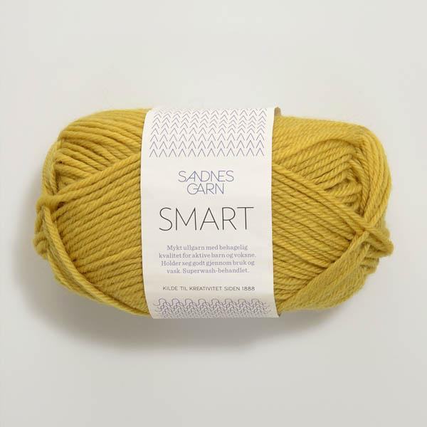 Sandnes Smart 2015 majsgul