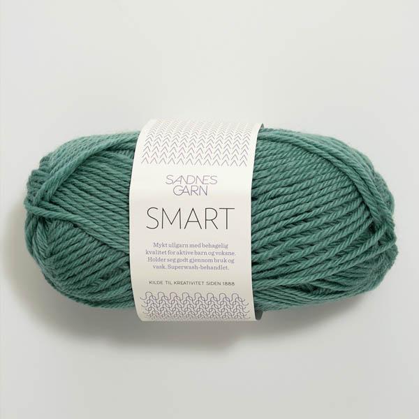 Sandnes Smart 7243 stövet grön