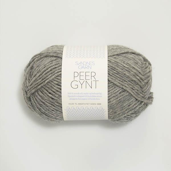 Peer Gynt 1042 gråmelert