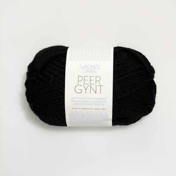 Peer Gynt 1099 svart