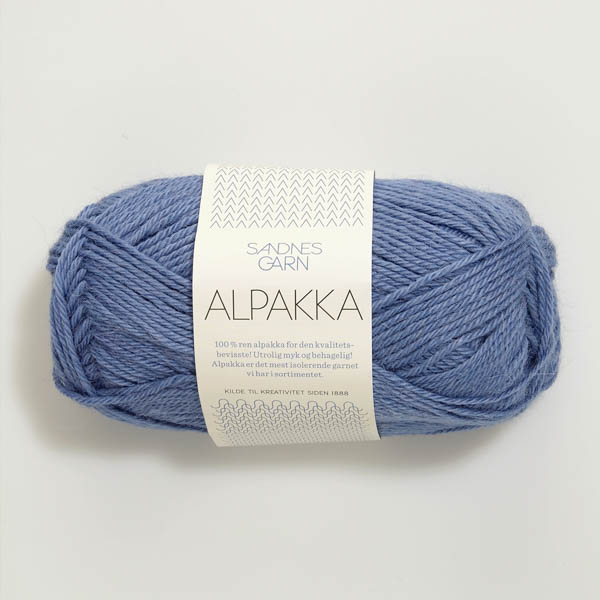 Alpakka 5834 lavendel