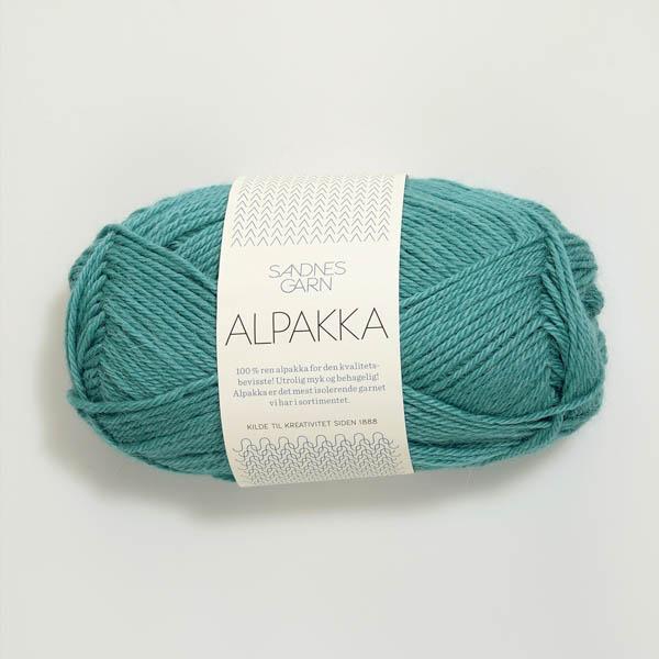 Alpakka 7024 sjögrön