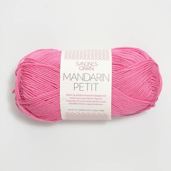 Mandarin Petit 4505 klar rosa