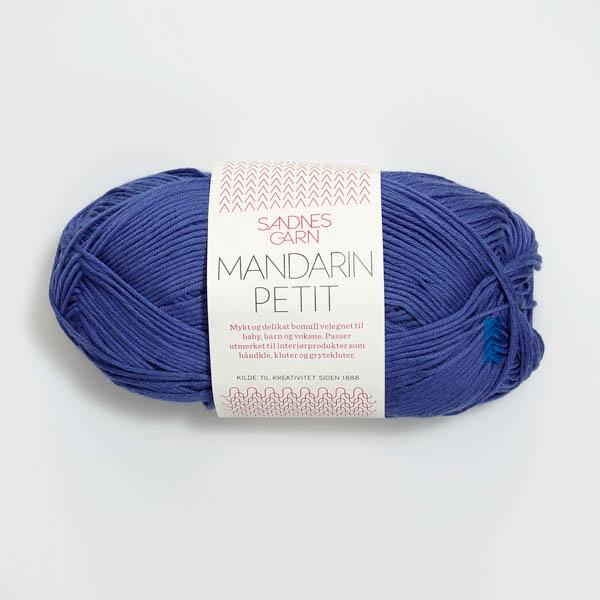 Mandarin Petit 5844 mellanblå