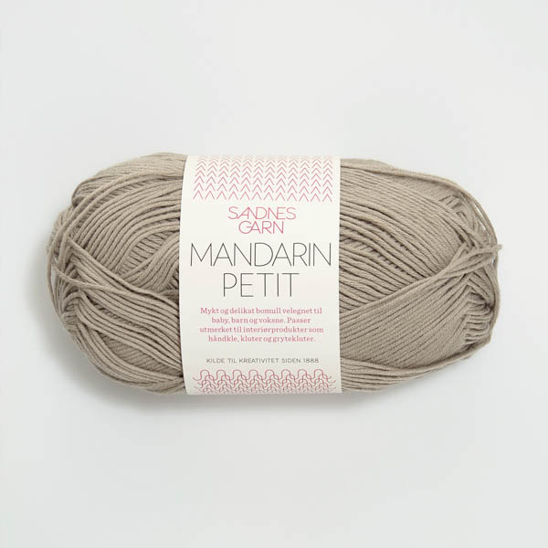 Mandarin Petit 2431 sand
