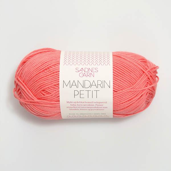 Mandarin Petit 4007 ljus korall