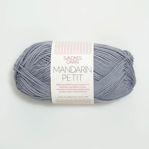 Mandarin Petit 6030 gråblå