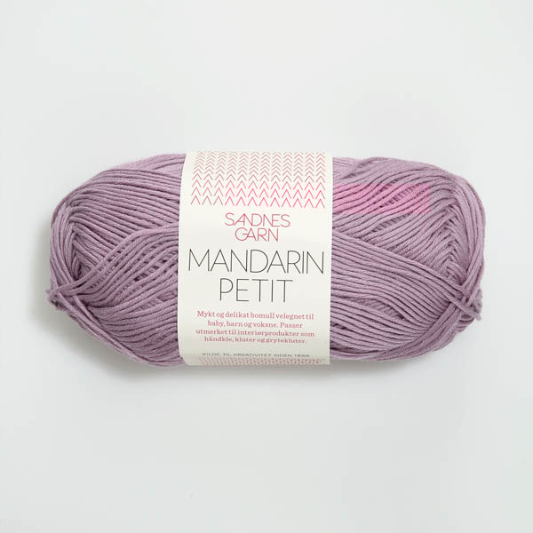 Mandarin Petit 4622 ljus ljung