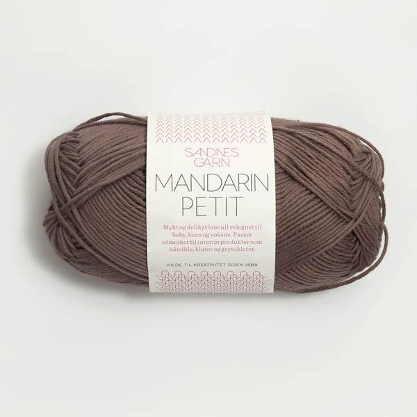 Mandarin Petit 3161 mellanbrun
