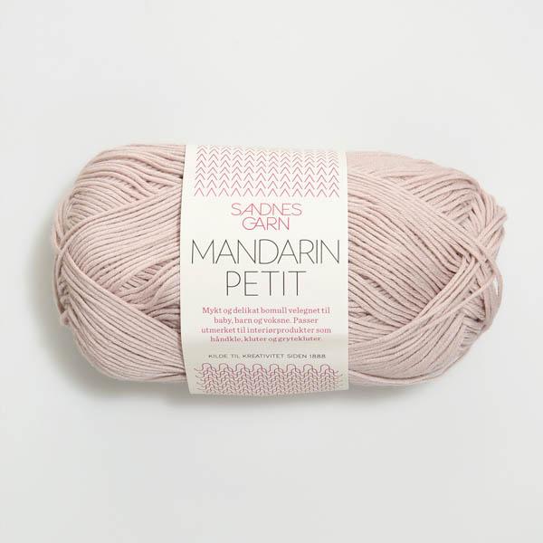 Mandarin Petit 3511 puderrosa