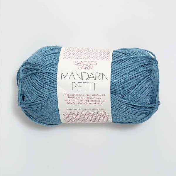 Mandarin Petit 6543 jeansblå
