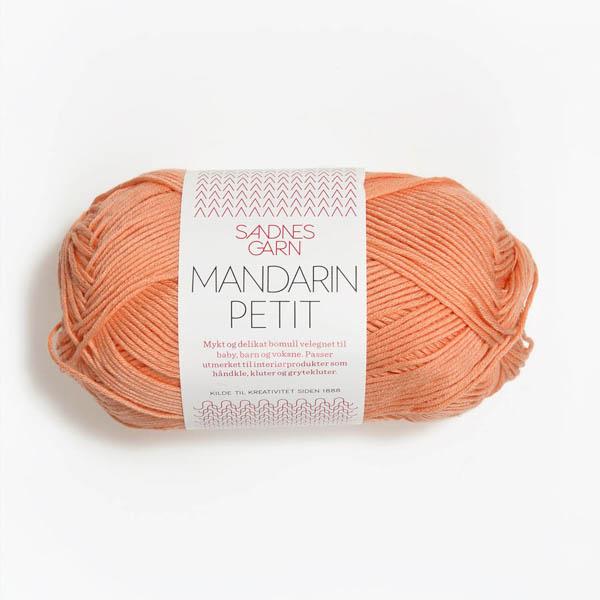 Mandarin Petit 3513 ljus terrakotta