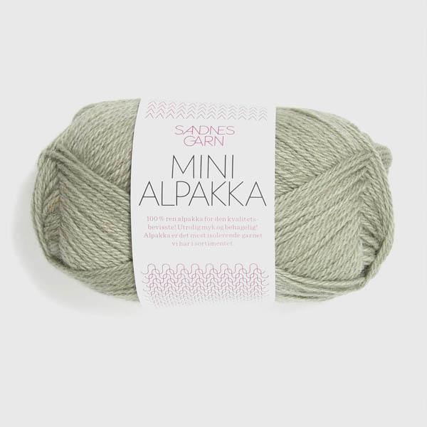 Mini Alpakka 9521 pistage