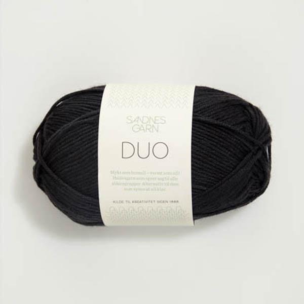 Duo 1099 svart