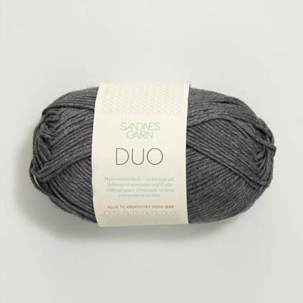 Duo 5873 grå