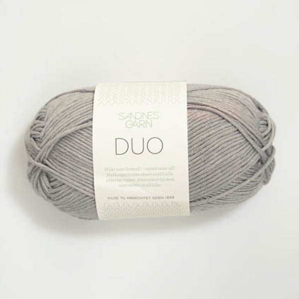 Duo 6030 ljusgrå