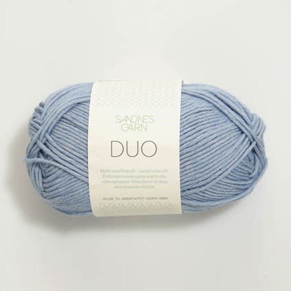 Duo 6032 ljusblå