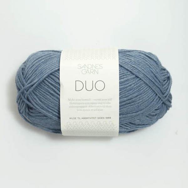 Duo 6033 jeansblå