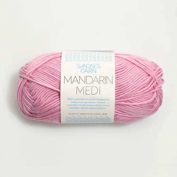 Mandarin Medi 4614 rosa