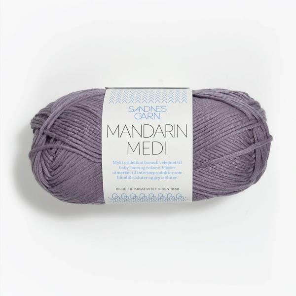 Mandarin Medi 5052 dammig lila