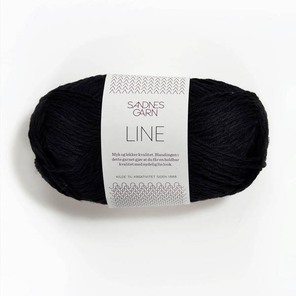 Line 1099 svart