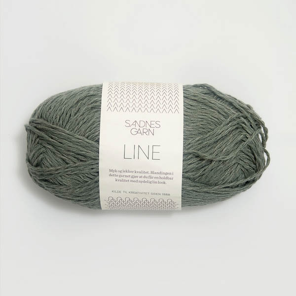 Line 8561 stövet grön