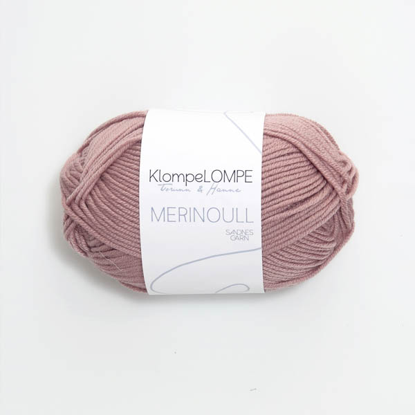 Merinoull 4032 puderrosa