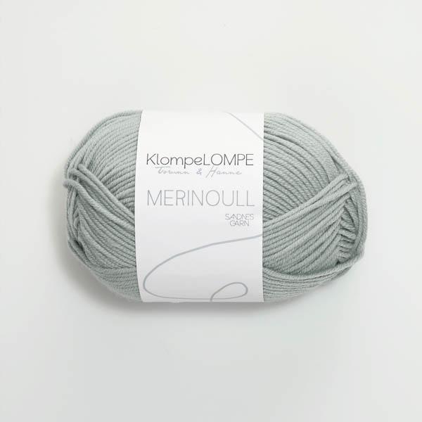 Merinoull 6521 ljus blåpetrol