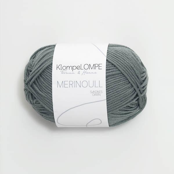 Merinoull 7251 blåpetrol