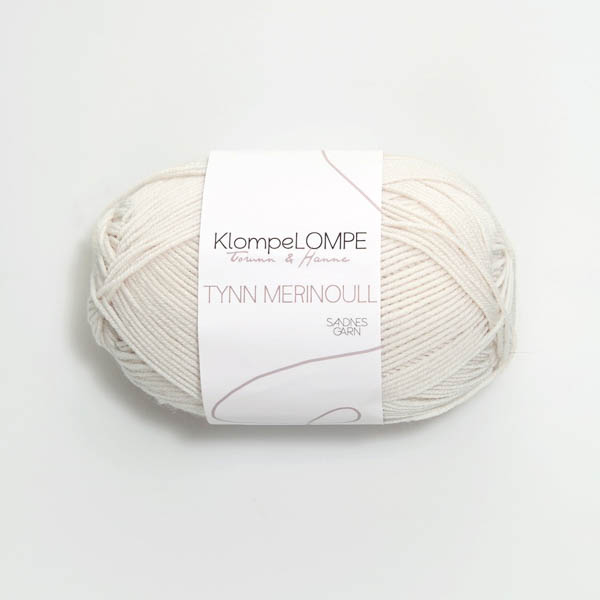 Tynn Merinoull 1013 kitt