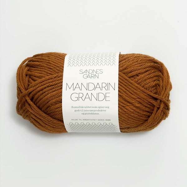 Mandarin Grande 2336 mörk curry