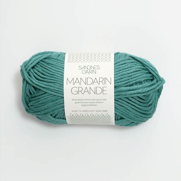 Mandarin Grande 7024 sjögrön