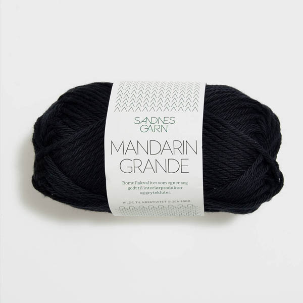 Mandarin Grande 1099 svart