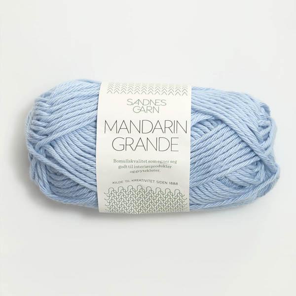 Mandarin Grande 6003 ljus blå