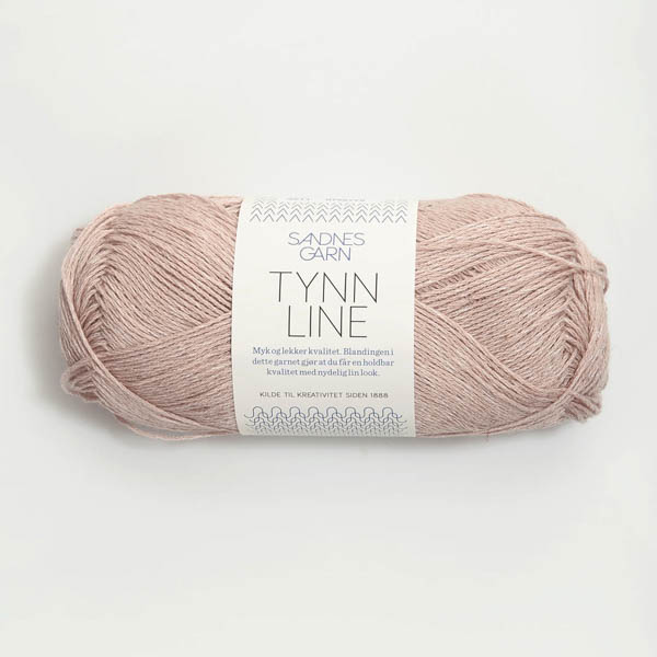 Tynn Line 3511 puder rosa