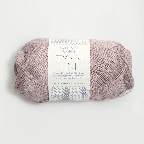 Tynn Line 4621 ljus syren