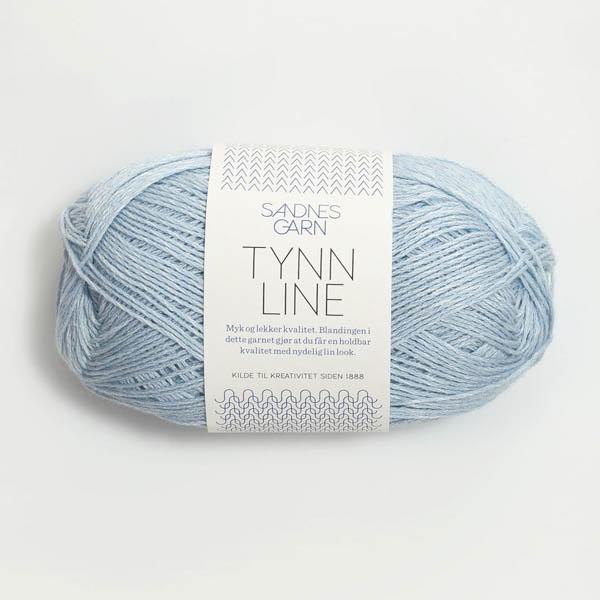 Tynn Line 5930 ljus blå