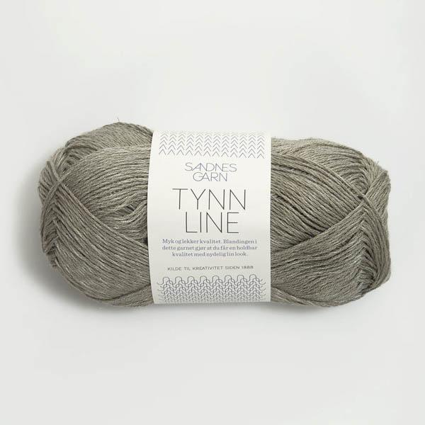 Tynn Line 2340 elefantgrå