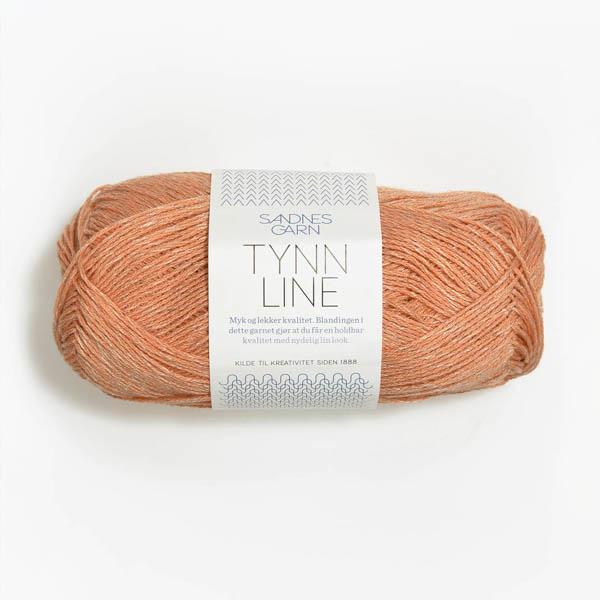 Tynn Line 3513 ljus terrakotta